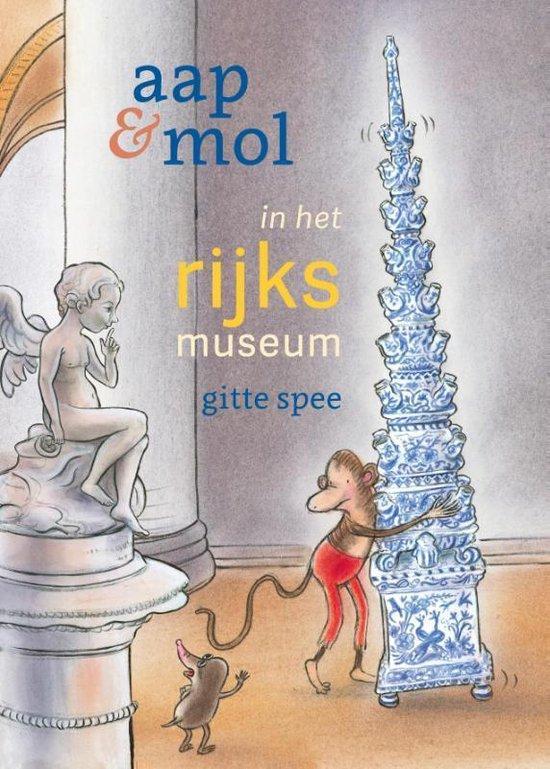 Aap en Mol in het Rijksmuseum - Gitte Spee |