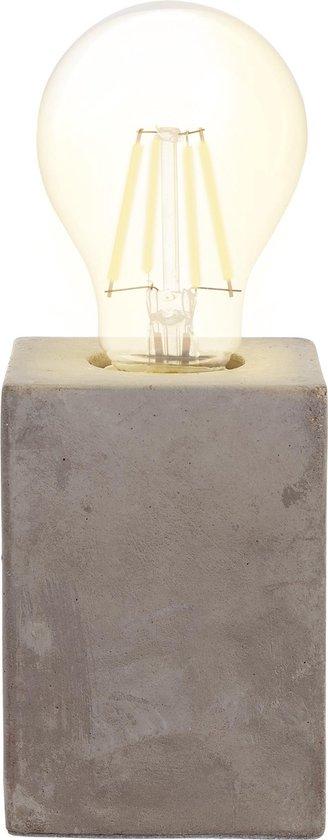 EGLO Vintage Prestwick - Tafellamp - 1 Lichts - Beton