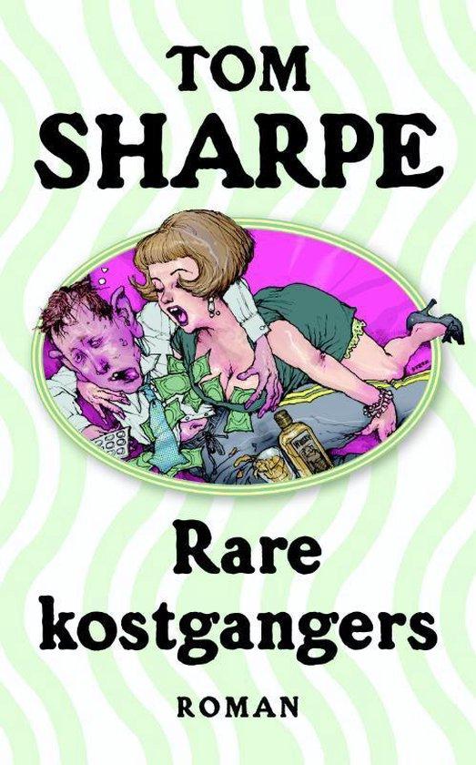Rare kostgangers - Tom Sharpe   Fthsonline.com