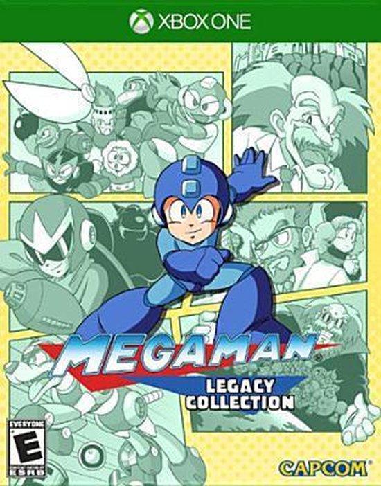 Mega Man Legacy Collection (#) /Xbox One