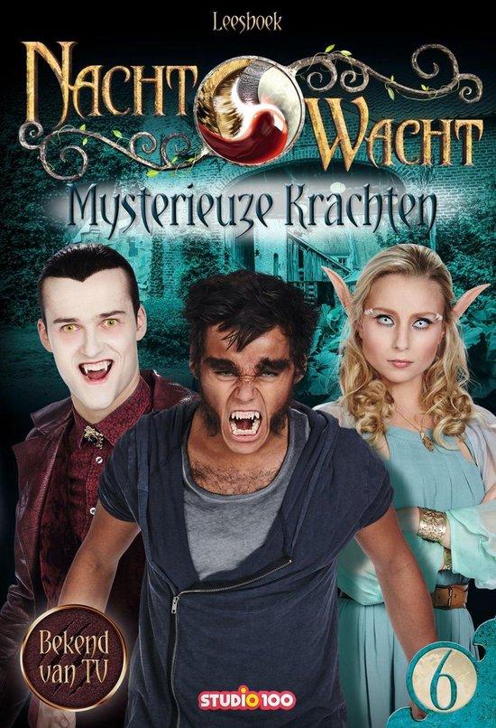 Nachtwacht 6 - Mysterieuze Krachten - Gert Verhulst |