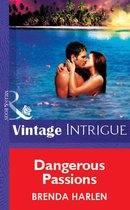 Omslag Dangerous Passions (Mills & Boon Vintage Intrigue)