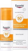 Eucerin Sun Anti-Age SPF50 Zonnebrand - 50 ml