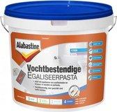 Alabastine vochtbestendige egaliseerpasta - 15 kg.