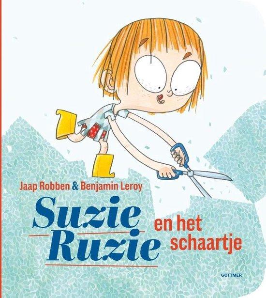 Suzie - Suzie Ruzie en het schaartje