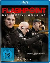 Flashpoint - Das Spezialkommando, Staffel 6/2 Blu-ray