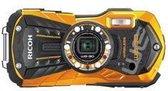 Ricoh WG-30 WiFi flame oranje