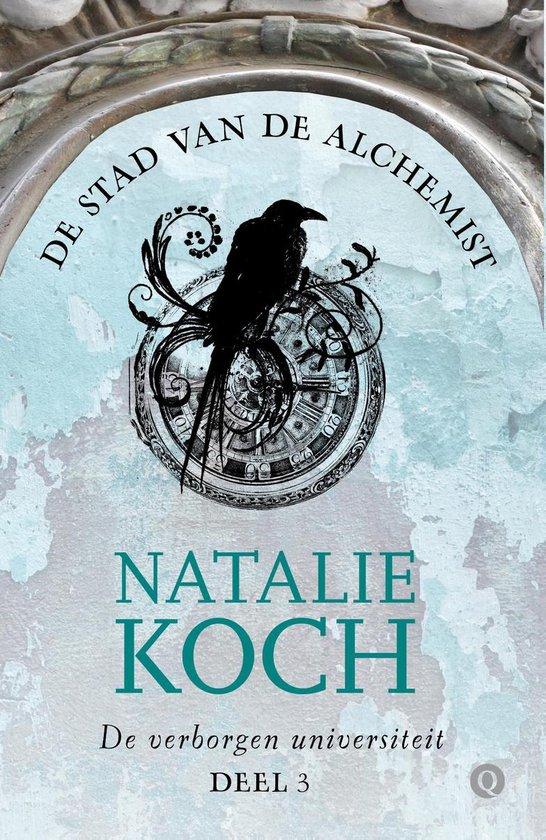 De verborgen universiteit 3 - De stad van de alchemist - Natalie Koch |