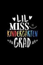 Lil Miss Kindergarten Grad