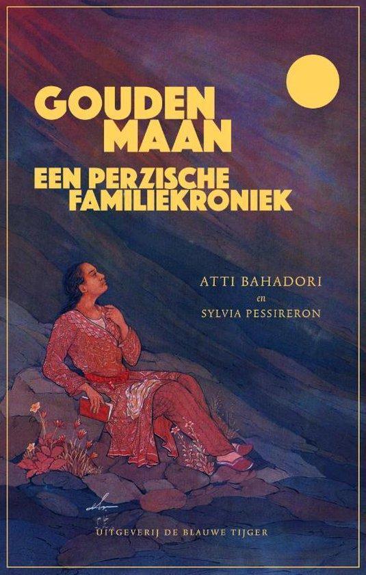 Gouden maan - Atti Bahadori |