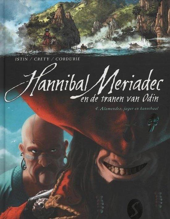 Hannibal Meriadec 4, Alamendez, jager en kannibaal - none |