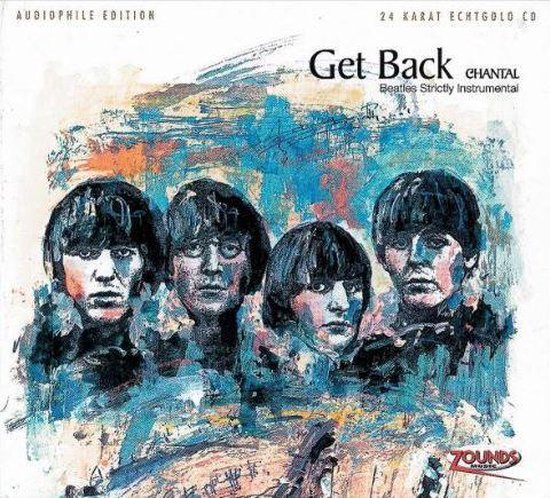 Get Back -Gold Edition-