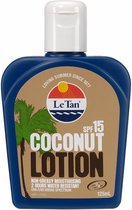 Le Tan coconut SPF 15 lotion 125ml