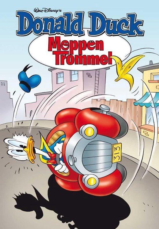 DD Moppentrommelboek - Disney, Walt |