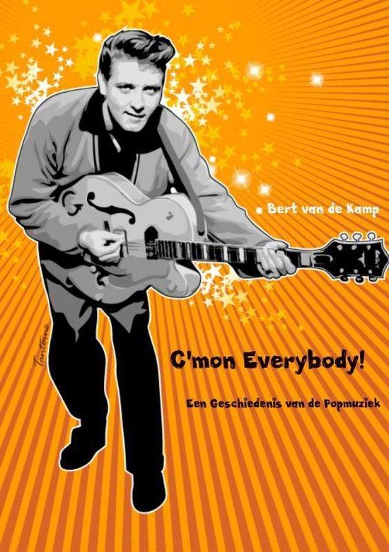 C'mon everybody! - Bert van de Kamp | Readingchampions.org.uk