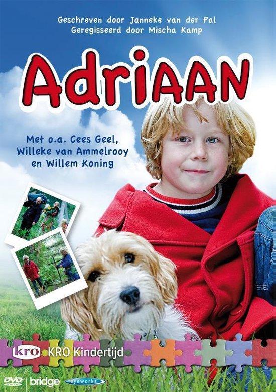 Cover van de film 'Adriaan'