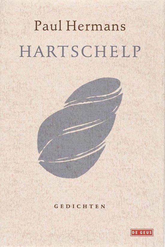 Cover van het boek 'Hartschelp' van Paul Hermans
