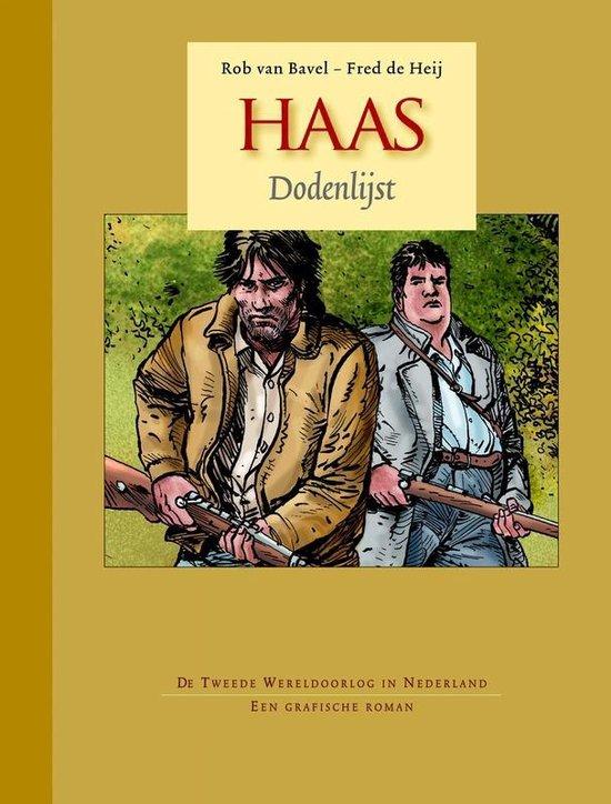 Haas hc05. dodenlijst - Fred de Heij |
