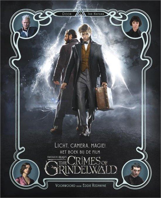 Licht, camera, magie! Het boek bij de film Fantastic Beasts: The Crimes of Grindelwald - Ian Nathan | Fthsonline.com