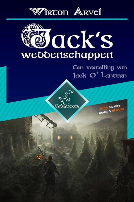 Kentauron - Jack's weddenschappen - Wirton Arvel pdf epub