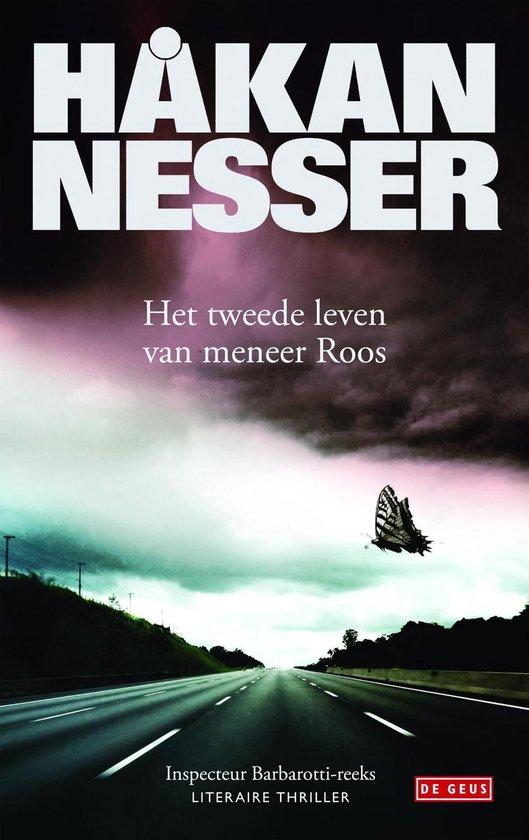 Het tweede leven van meneer Roos - Hakan Nesser |