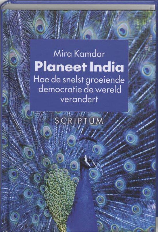 Cover van het boek 'Planet India'
