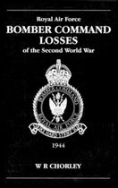Omslag RAF Bomber Command Losses of the Second World War
