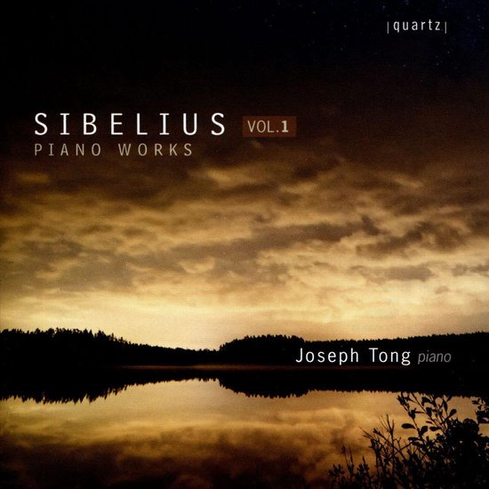 Sibelius Piano Works Vol. 1