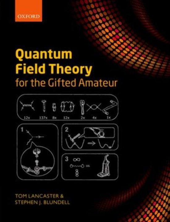 Quantum Field Theory for the Gifted Amateur