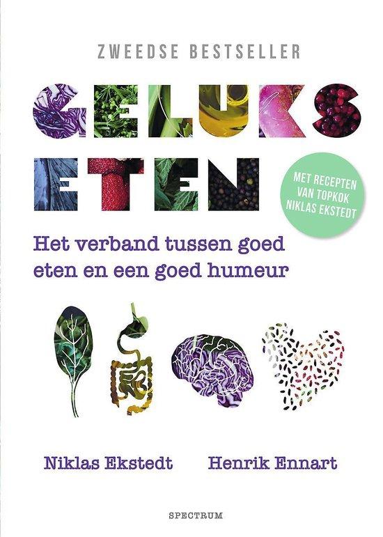 Gelukseten - Niklas Ekstedt