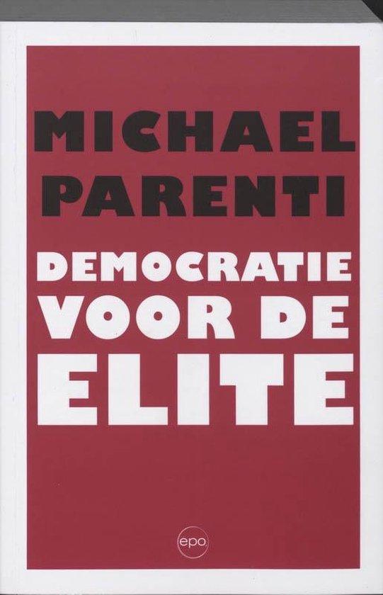 Democratie voor de elite - M. Parenti pdf epub