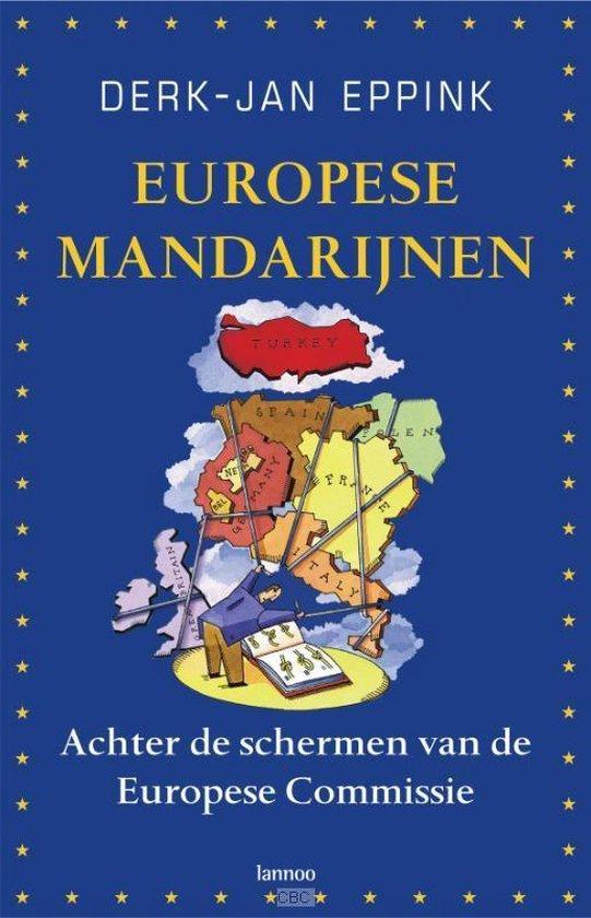 Europese mandarijnen - Derk-Jan Eppink  