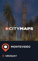 City Maps Montevideo Uruguay