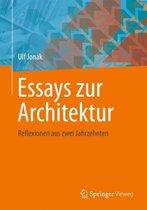 Essays Zur Architektur