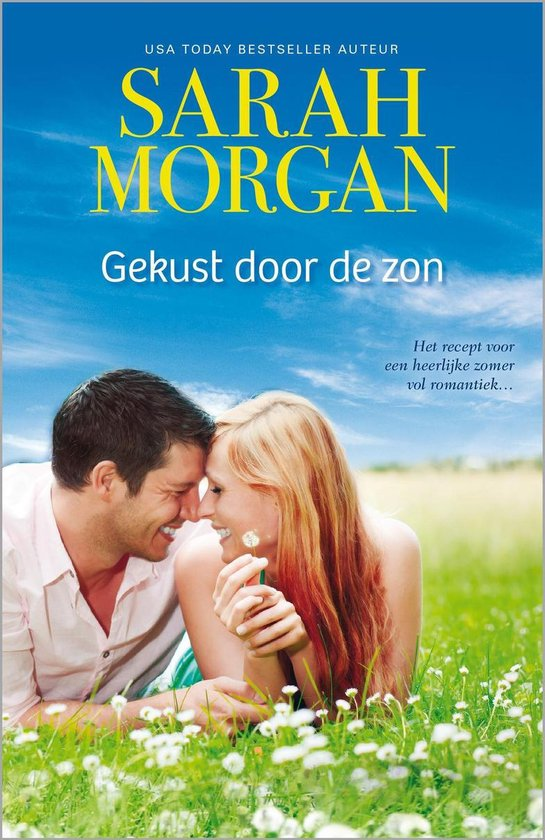 Gekust door de zon, 2-in-1 - Sarah Morgan |