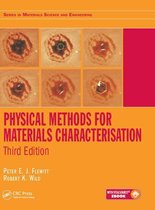 Omslag Physical Methods for Materials Characterisation