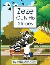 Zeze The Zebra