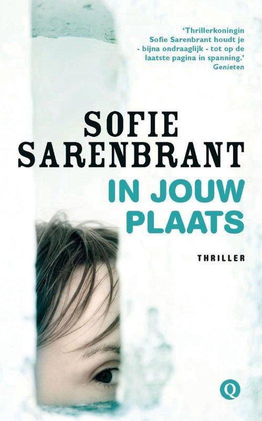 Boek cover In jouw plaats van Sofie Sarenbrant