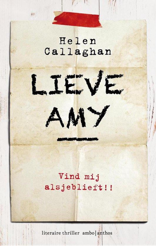Lieve Amy - Helen Callaghan | Fthsonline.com