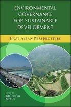 Environmental governance for sustainable development