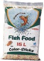 Superfish Color Sticks Zak - 15 Liter