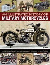 Omslag Illustrated History of Military Motorcycles