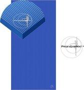 Trendy Sport Reha Mat - Fitnessmat - 200 cm x 100 cm x 2,5 cm - Blauw
