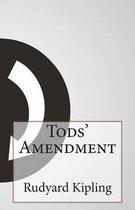 Tods' Amendment