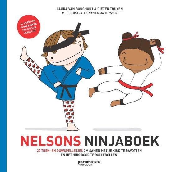 Nelson - Nelsons Ninjaboek - Laura van Bouchout |