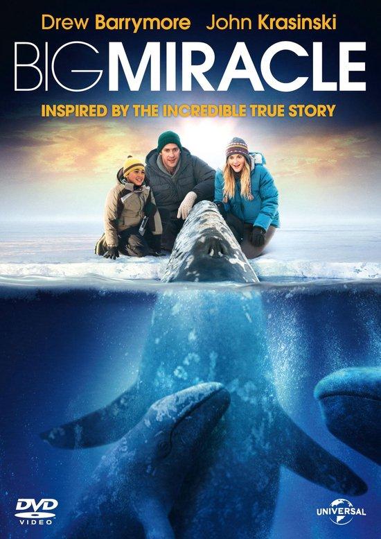 Cover van de film 'Big Miracle'