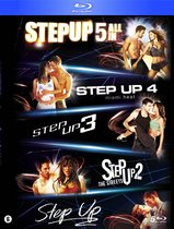 Step Up 1 t/m 5 (Blu-ray)