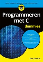 Voor Dummies  -   Programmeren met C voor Dummies