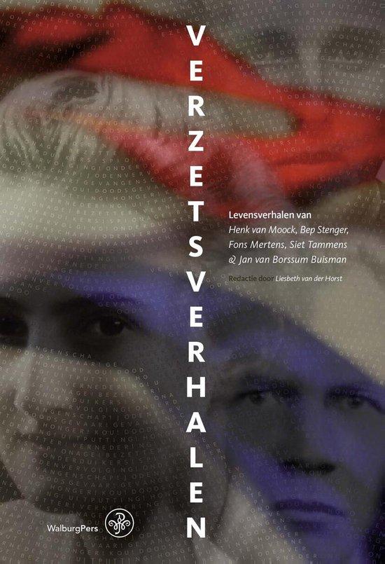 Boek cover Verzetsverhalen van Henk van Moock (Onbekend)