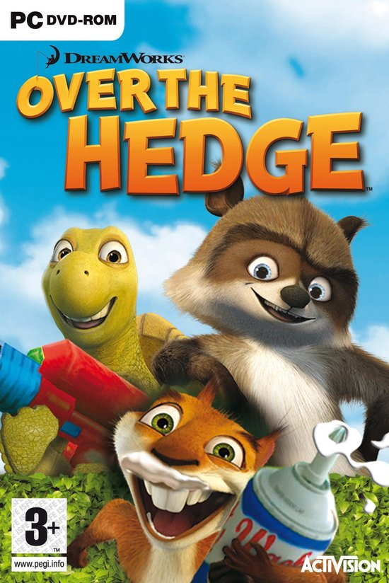 Over the Hedge – Windows